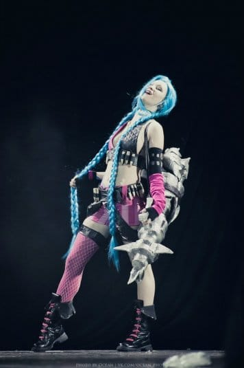 Jinx (League of Legends) #24