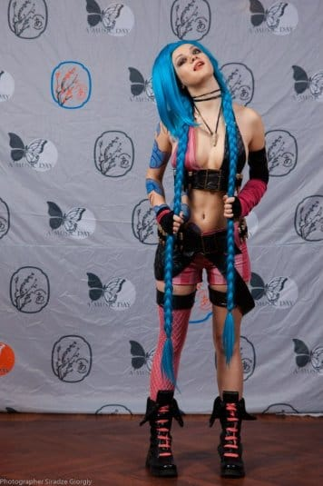 Jinx (League of Legends) #34