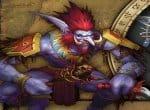 Тролль из игры Warcraft