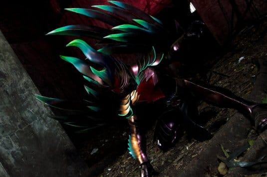 Косплей на Terrorblade — Lansce №3