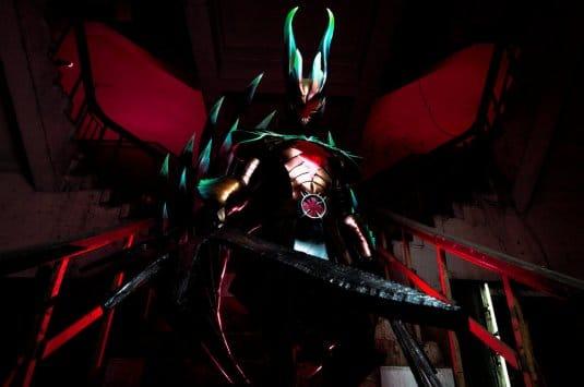 Косплей на Terrorblade — Lansce №10