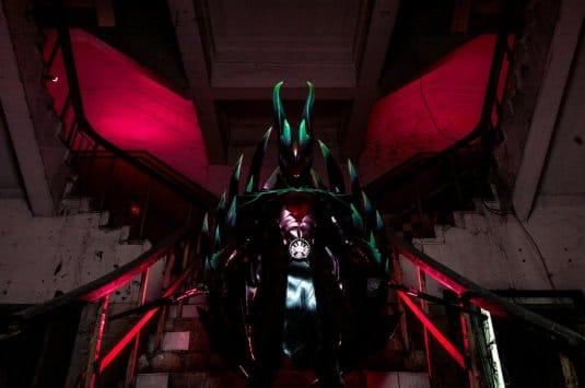 Косплей на Terrorblade — Lansce №8