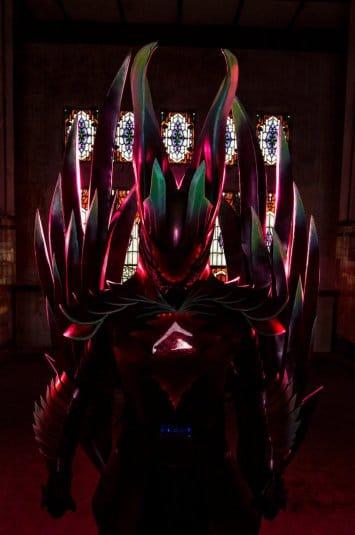 Косплей на Terrorblade — Lansce №7