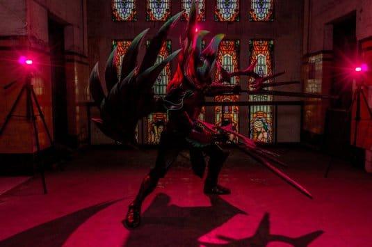 Косплей на Terrorblade — Lansce №6