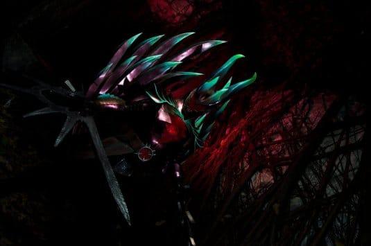 Косплей на Terrorblade — Lansce №4