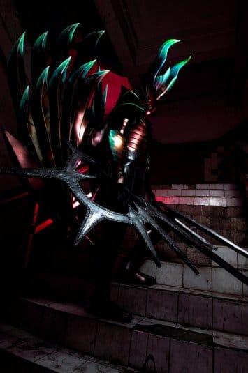 Косплей на Terrorblade — Lansce №11