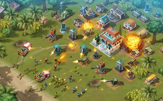 Скриншот атаки