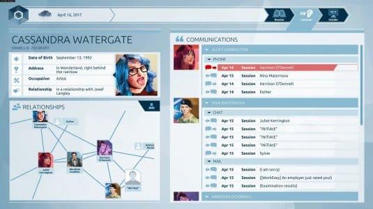 Оруэлл скриншот 1