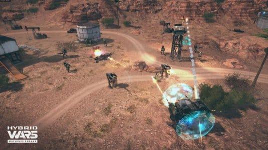 Hybrid Wars скриншот 4
