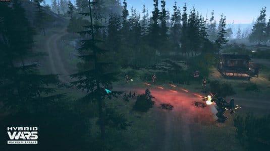 Hybrid Wars скриншот 3