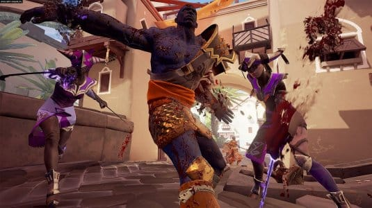 Скриншоты Mirage: Arcane Warfare 3