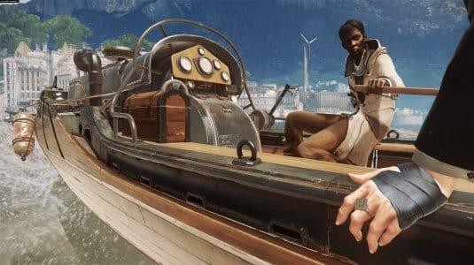Dishonored 2 новые скриншоты 5
