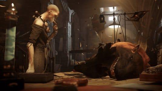 Dishonored 2 новые скриншоты 1