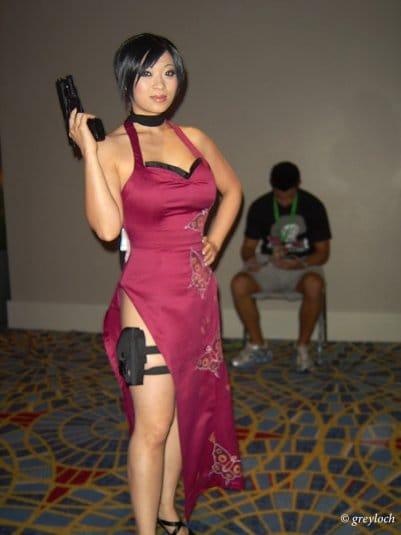 Yaya Han — косплей на Ada Wong (Resident Evil) №1