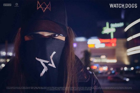 Iga Gorecka  — косплей на Watch Dogs #9