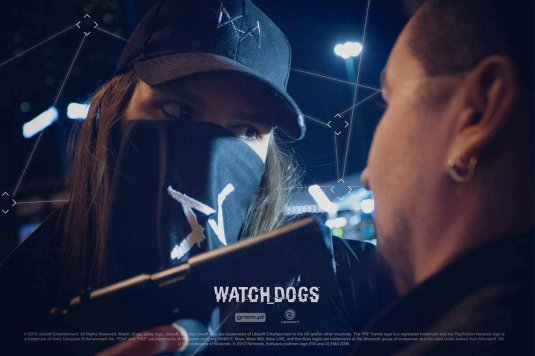 Iga Gorecka  — косплей на Watch Dogs #7