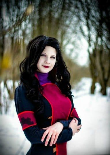 Косплей Кристины Захаровой №3