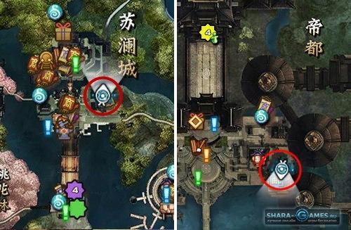Источники порталов для входа в Баню