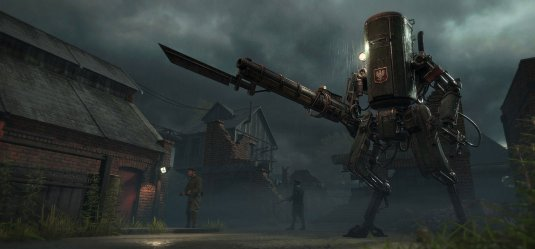 Iron Harvest. Скриншот 1
