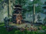 Деревня в которой живут медведи