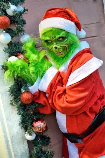 Гринч — похититель Рождества