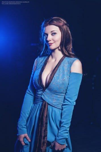 Ксения Шелковская — косплей на Маргери Тирелл #9