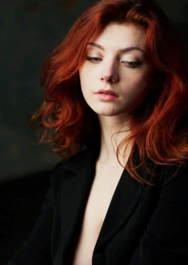 Косплей на Черную вдову от Ксении Шелковской #3