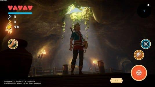 Новые скриншоты Oceanhorn 2 #3