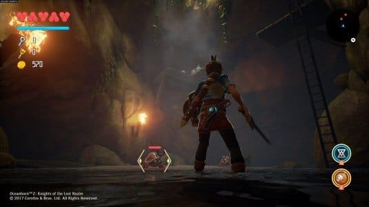 Новые скриншоты Oceanhorn 2 #4