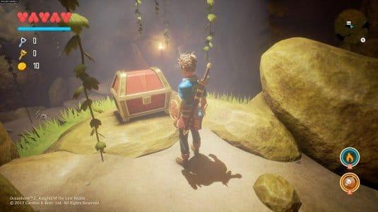 Новые скриншоты Oceanhorn 2 #5