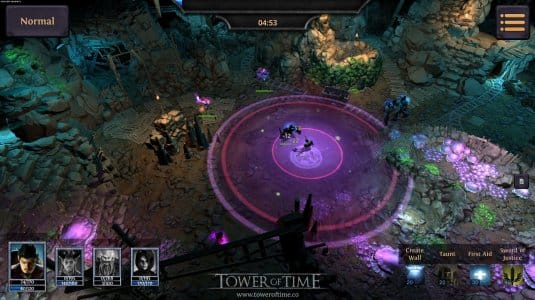 Скриншоты Tower of Time 1