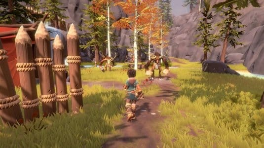Скриншоты Pine 3
