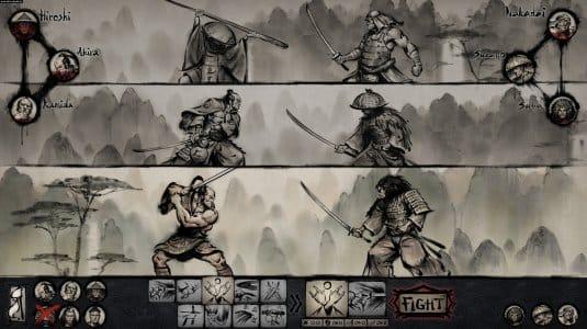 Скриншоты Tale of Ronin 1