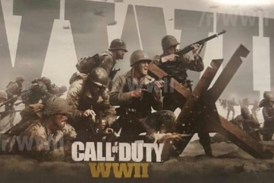Арты Call of Duty: WWII #4