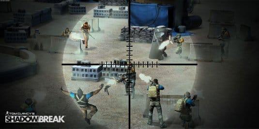 Скриншоты Tom Clancy's ShadowBreak #3