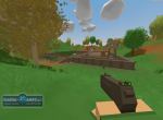Военная база в Unturned