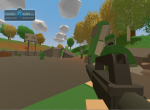 Зомби в игре Unturned