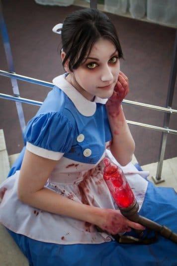 Косплеи Amiko-chan. Фото № 8