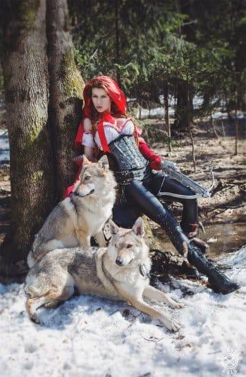 Тина Рыбакова. Косплей. Фото № 9