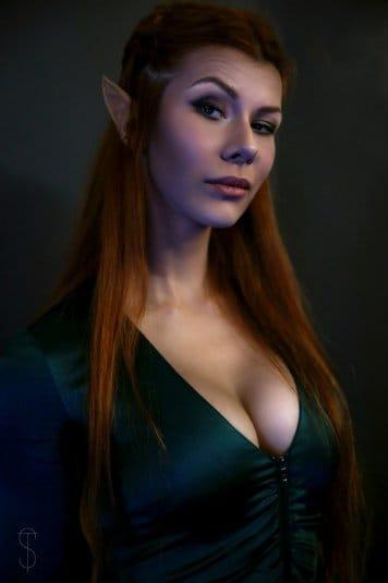 Тина Рыбакова. Косплей. Фото № 18