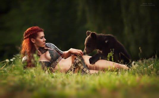 Тина Рыбакова. Косплей. Фото № 23