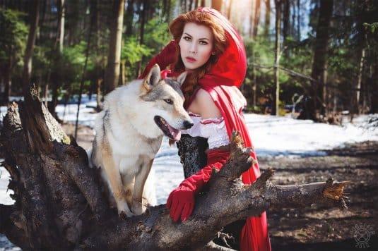 Тина Рыбакова. Косплей. Фото № 25