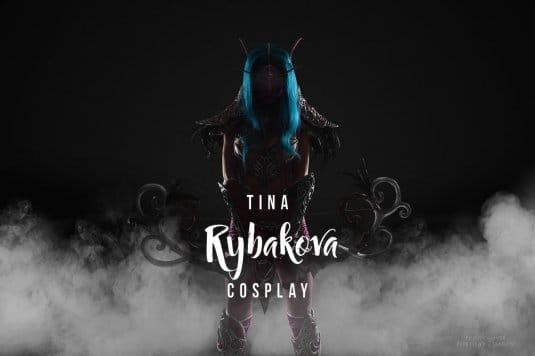 Тина Рыбакова. Косплей. Фото № 40