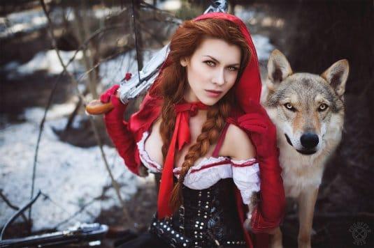 Тина Рыбакова. Косплей. Фото № 53