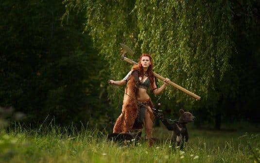 Тина Рыбакова. Косплей. Фото № 61