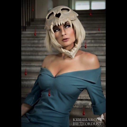 Жанна Рудакова. Косплей. Фото № 21