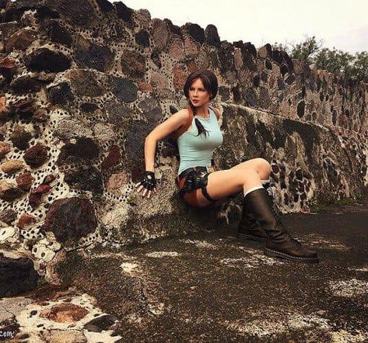 Жанна Рудакова. Косплей. Фото № 52