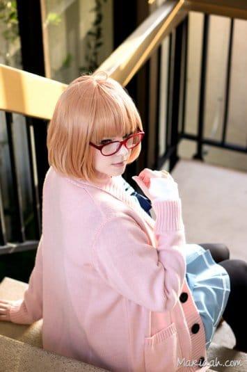 Косплей Maridah на Mirai Kuriyama. Фото № 62