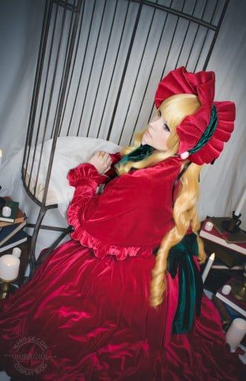 Косплей Maridah на Shinku. Фото № 81