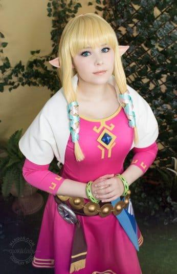 Косплей Maridah на Zelda. Фото № 95
